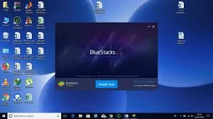 bluestacks android emulator how can i post pictures to instagram from my computer