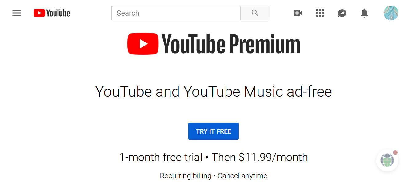 how to cancel youtube red guide