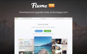 how to post to instagram from mac via flume
