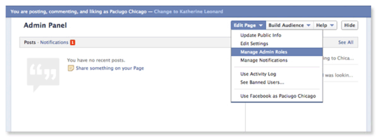 how to remove yourself as an admin of Facebook page (3)