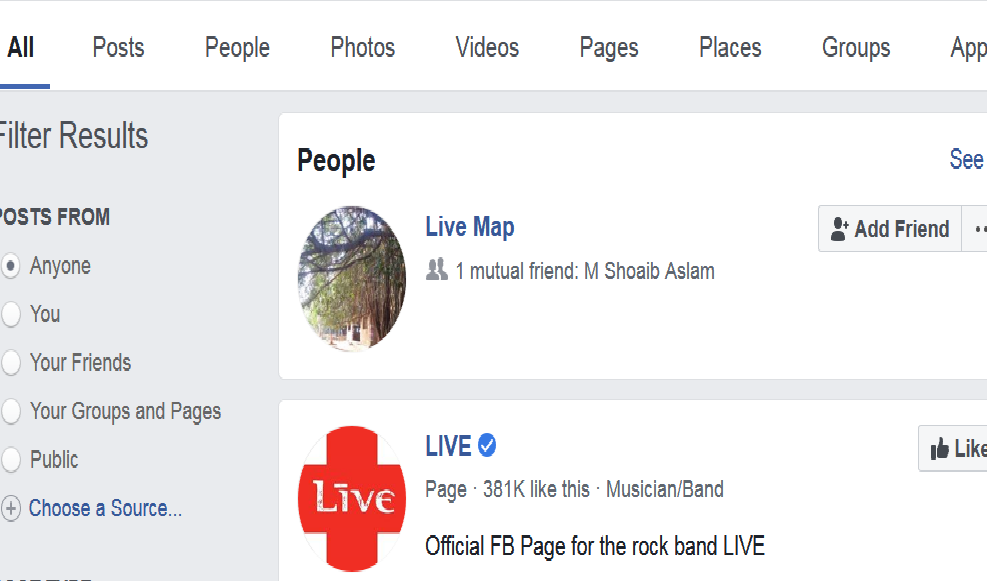 how to watch facebook live steps