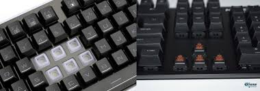 membrane and mechanical keyboard switches difference